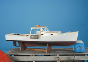 Downeast 36 Lobster Boat