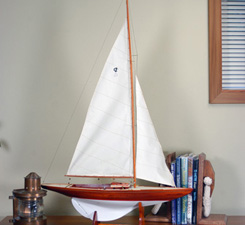 One Design Sailboats
